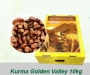 Kurma Golden Valley, 1 karton 10 kg (Curah)