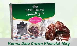 grosir kurma date crown khenaizi