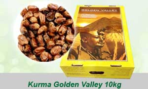 kurma golden valley 10kg