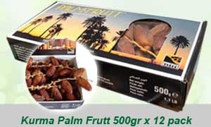 kurma palm fruit 500 gram