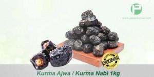Jual Kurma Ajwa Asli Premium, 1 Pack 1kg