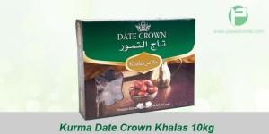 jual kurma date crown khalas 10kg