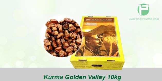 jual kurma golden valley 10kg