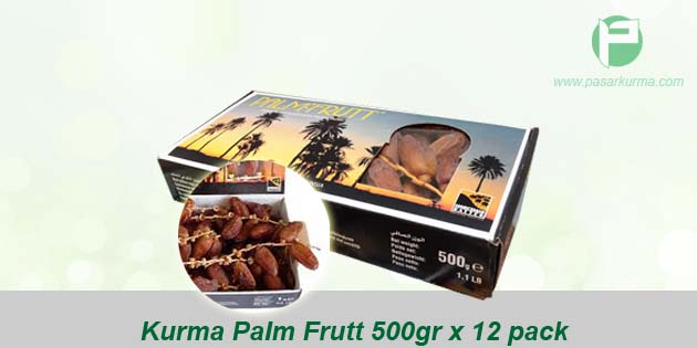 jual kurma palm fruit 500gram