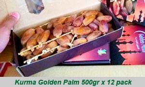 grosir kurma tunisia golden palm 500 gram