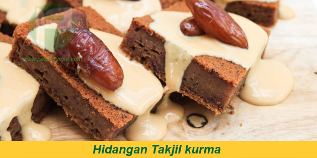 variasi resep takjil kurma
